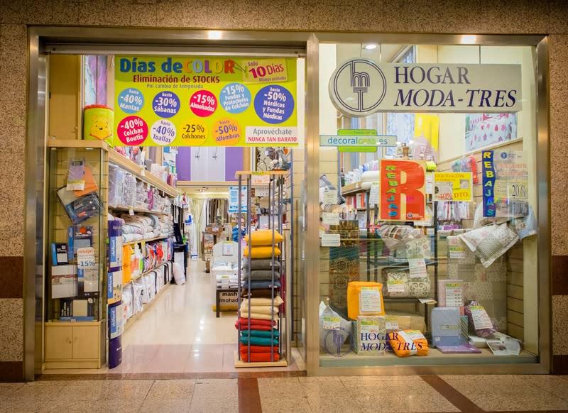 e9a6d230f2 Hogar Moda 3 - Centro Comercial Gran Vía de Hortaleza