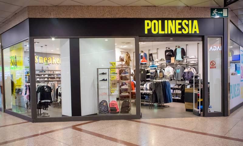 Polinesia Centro Comercial Gran Via De Hortaleza
