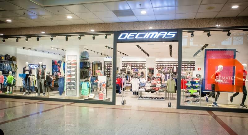 Decimas Centro Comercial Gran Via De Hortaleza
